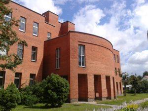 Gydymo paskirties pastatas Vilniaus 85 Sirvintos